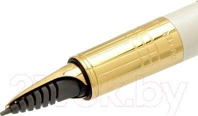 Ручка капиллярная Parker Ingenuity Slim Pearl and Metal GT 1858536 - пишущий узел