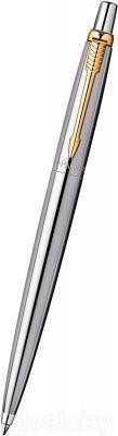 Ручка шариковая Parker Jotter Stainless Steel GT S0705510