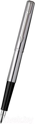 Ручка перьевая Parker Jotter Stainless Steel S0161590