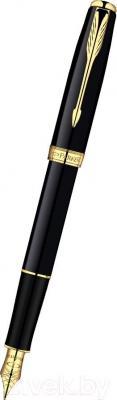 Ручка перьевая Parker Sonnet 07 Black GT S0808700
