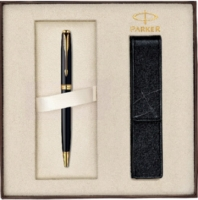 Письменный набор Parker Sonnet 07 Matte Black GT 1910429 -