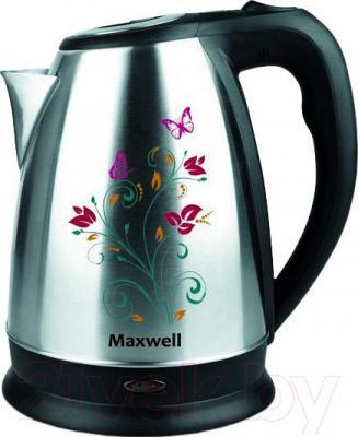 Электрочайник Maxwell MW-1074ST