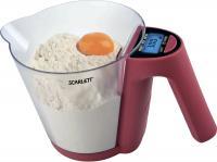 Кухонные весы Scarlett SC-1214 (брусника) -