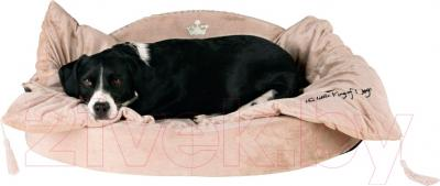 Лежанка для животных Trixie King of Dogs 37976 (бежевая)