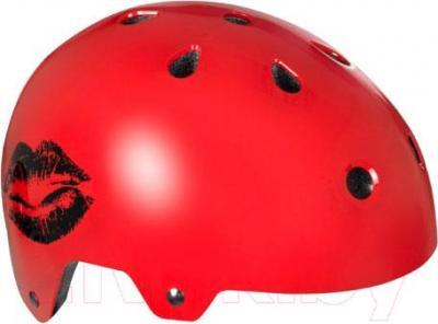 Защитный шлем Powerslide Ennui Elle Lips S-M 920048 - общий вид