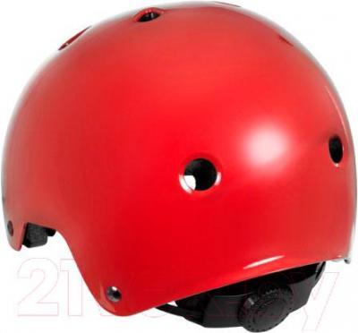 Защитный шлем Powerslide Ennui Elle Lips S-M 920048 - вид сзади