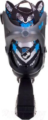 Роликовые коньки Powerslide Phuzion 1 Boys 2013 940133 (размер 29-32) - вид зади