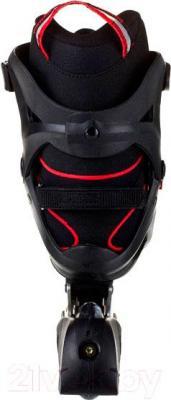 Роликовые коньки Powerslide Phuzion Gamma Men 940138 (размер 46) - вид сзади