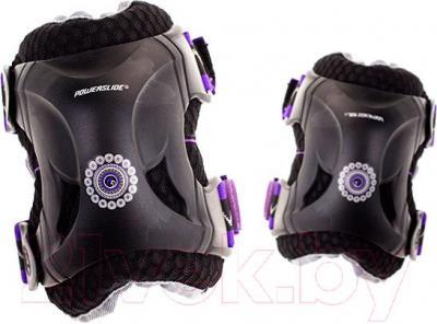 Комплект защиты Powerslide Phuzion Pure 2014 L-XL 940152 - наколенники