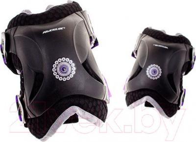 Комплект защиты Powerslide Phuzion Pure 2014 S-M 940152 - налокотники