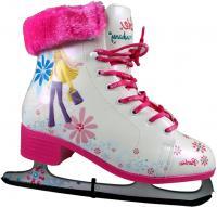 Коньки фигурные Powerslide Barbie Broudway 990003 (размер 39) -