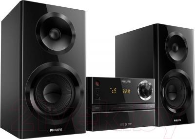 Микросистема Philips BTM2360/12 - вид сбоку