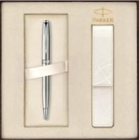 Письменный набор Parker Sonnet 07 Stainless Steel CT 1910428 -
