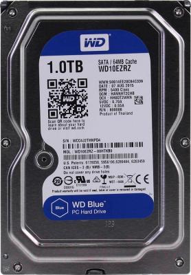 Жесткий диск Western Digital Blue 1TB (WD10EZRZ)