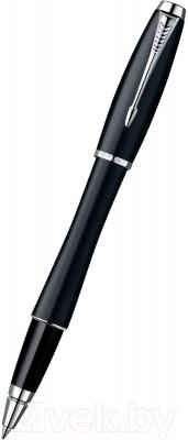 Ручка-роллер Parker Urban Muted Black CT S0850440