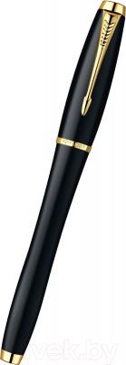 Ручка перьевая Parker Urban Muted Black GT S0850640
