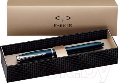 Ручка-роллер Parker Urban Night Sky Blue CT S0850460 - коробка