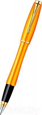 Ручка перьевая Parker Urban Premium Mandarin Yellow GT 1892540
