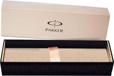 Ручка перьевая Parker Urban Premium Mandarin Yellow GT 1892540 - коробка