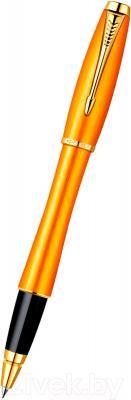 Ручка-роллер Parker Urban Premium Mandarin Yellow GT 1892653