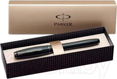 Ручка перьевая Parker Urban Premium Matt Black S0949160 - коробка
