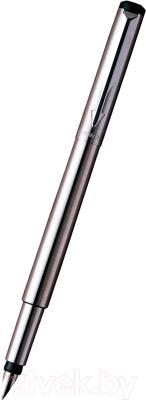 Ручка перьевая Parker Vector 2 Stainless Steel S0723480