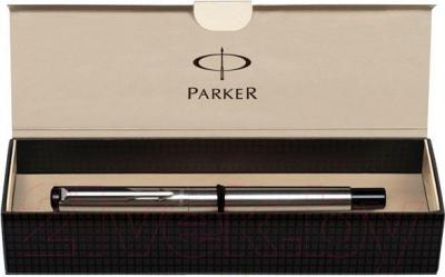 Ручка перьевая Parker Vector 2 Stainless Steel S0723480 - коробка