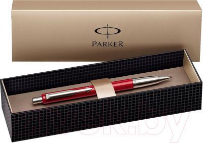 Ручка шариковая Parker Vector 2 Standard Red S0275160 - коробка