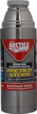 Термос для напитков Арктика 105-1000N - завинчиваемая пробка