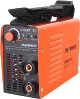 Сварочный аппарат PATRIOT SMART 180 MMA -