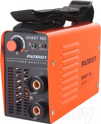 Сварочный аппарат PATRIOT SMART 180 MMA - общий вид