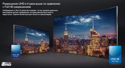 Телевизор Samsung UE48JU6000U