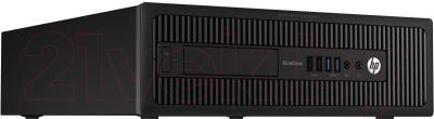 Тонкий клиент HP EliteDesk 800 G1 Small Form Factor (K3N08AW)