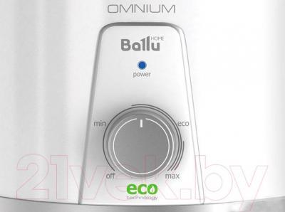 Накопительный водонагреватель Ballu BWH/S 10 Omnium O - панель управления