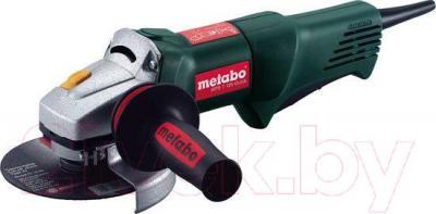Профессиональная болгарка Metabo WPS 7-125 Quick (606209000) - общий вид