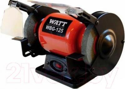 Точильный станок Watt WBG-125 (21.180.125.00) - общий вид