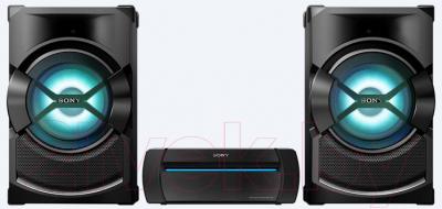 Минисистема Sony HCD-SHAKE-X3 (основной блок) - Дополнительный блок приобретается отдельно