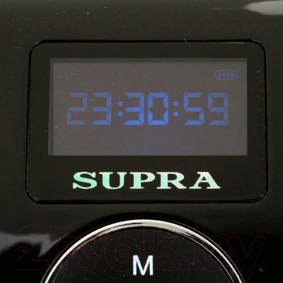 Портативная акустика Supra PAS-6255 (черный)