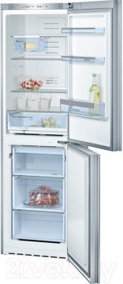 Холодильник с морозильником Bosch KGN39LW10R