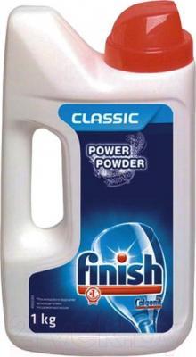 Порошок для посудомоечных машин Finish Power Powder (1кг)