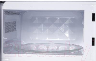 Микроволновая печь Daewoo KOR-5A67W - тарелка