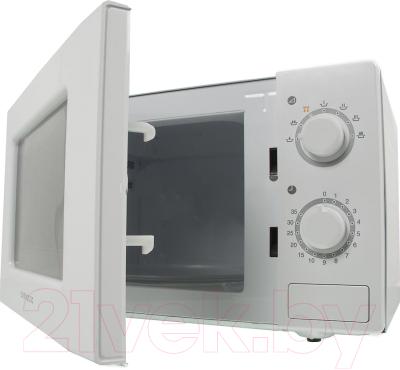 Микроволновая печь Daewoo KOR-6L77 - с открытой дверцей 2