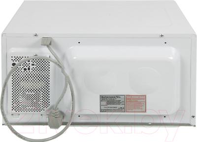 Микроволновая печь Daewoo KOR-6L77 - вид сзади