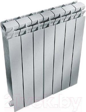 Радиатор алюминиевый Fondital Scirocco Dual 500/100 S3 (V103034)