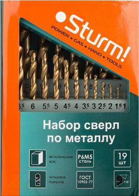 Набор оснастки Sturm! 1055-03-SS3 - общий вид