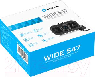 Автомобильный видеорегистратор NeoLine Wide S47