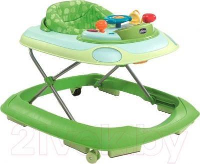 Ходунки Chicco Band Baby Walker (Green Wave)
