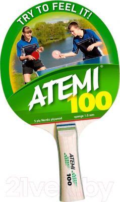 Ракетка для настольного тенниса Atemi A100