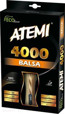 Ракетка для настольного тенниса Atemi A4000