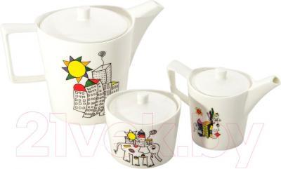 Набор для чая/кофе BergHOFF Eclipse Ornament 3705100